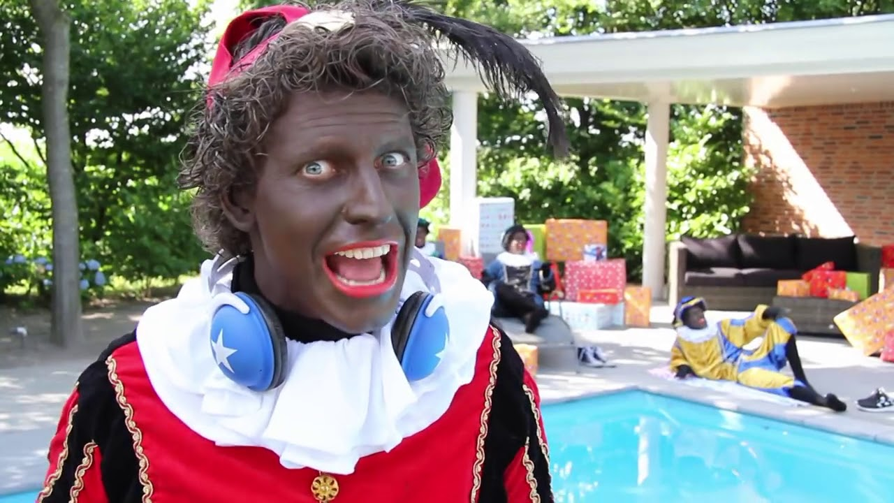 Party Piet Pablo De Pieten Sinterklaas Move De Sinterklaashit