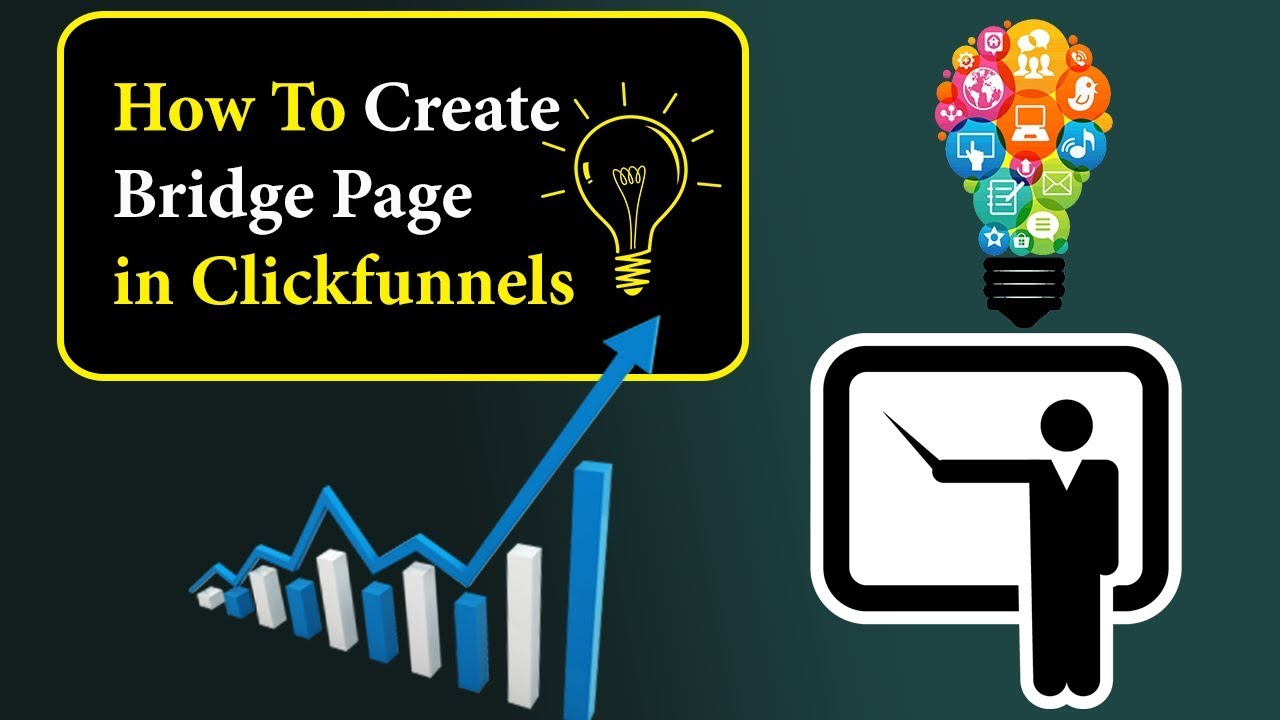 How To Create Bridge Page in Clickfunnels