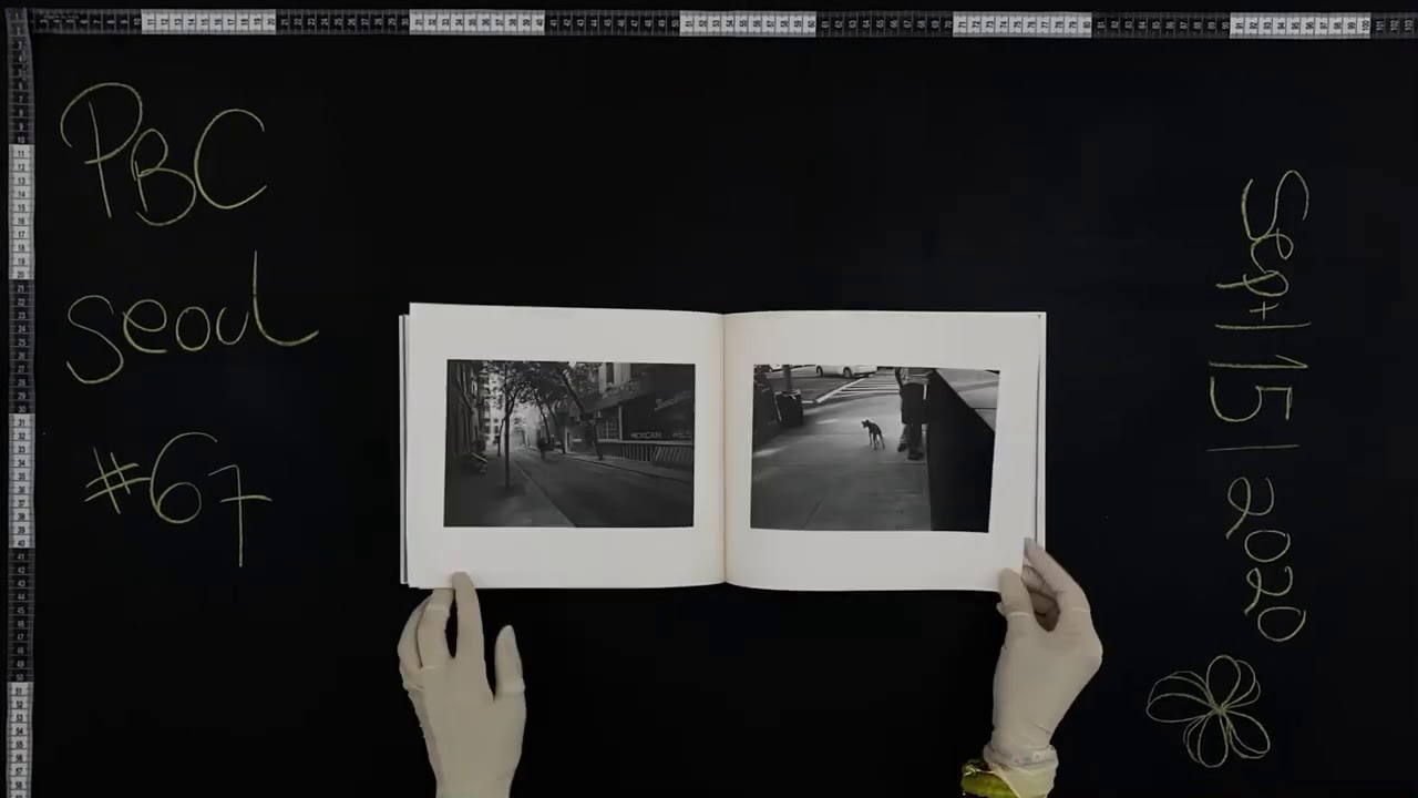 PHOTOBOOK_2020 #67 신정현의 기약오차다항식 | Jeong-hyeon SHIN's irreducible quintics