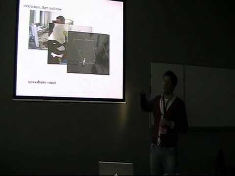 Interactive Media Products The Human Touch Lecture 01/part2