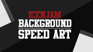 background speed art   icenjam