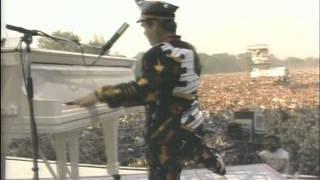 Elton John - Saturday Night's Alright for Fighting (Central Park 1980)