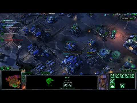 StarCraft 2: 3-Person Co-op (Wings of Liberty) 03