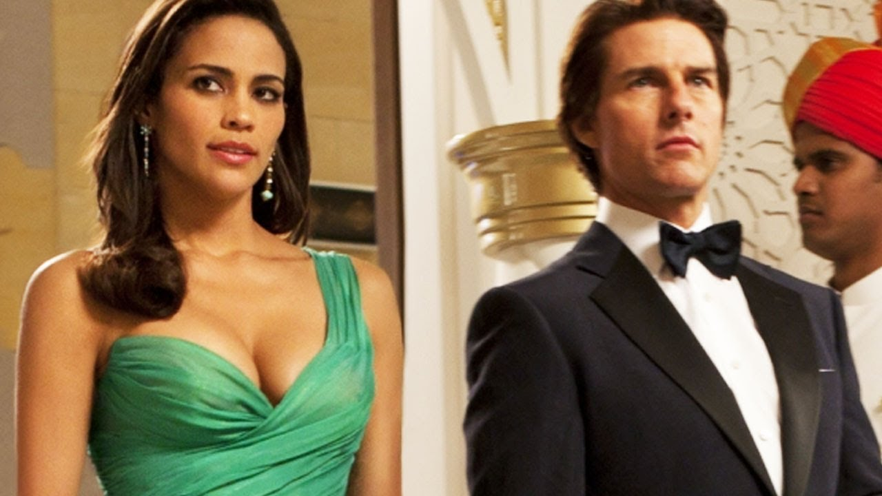 Super Sexy Spies Mission Impossible Ghost Protocol Film Review