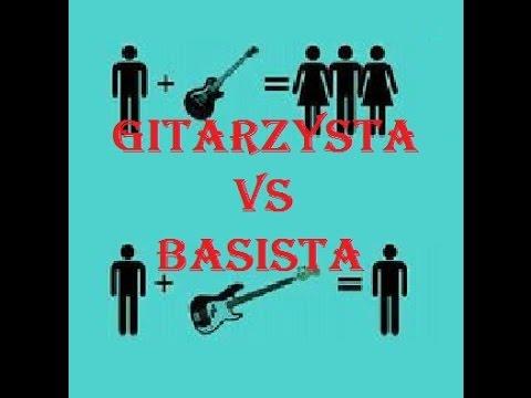 GITARZYSTA VS BASISTA