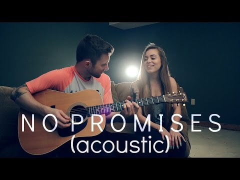 No Promises Acoustic - Cheat Codes & Demi Lovato Cover by Adam Christopher
