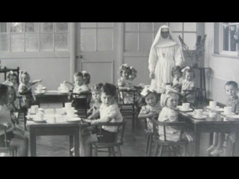 800 Dead Children Found: Catholic Orphanage Ireland
