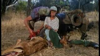 Смешные моменты из фильма, Невероятные приключения янки в Африке 1993 Юмор часть1