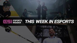 This week in esports: BMW, Evgeni Malkin, CDL, Nerd Street Gamers