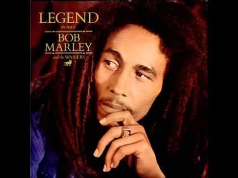 Bob Marley - Legend (Album completo)