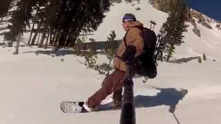 Snowboard Grand Teton National Park 2015 Thumbnail