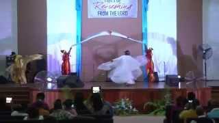 ndm dance ministry spirit break out