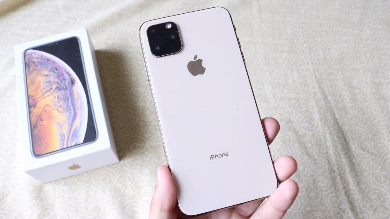 NEW iPhone 11 Is LEAKED!