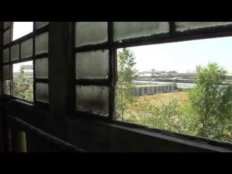 Fabbrica abbandonata - ex impianto acido...