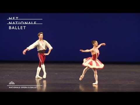 66 Festival de Granada. Het Nationale Ballet. DON QUIXOTE (Grand Pas, Fandango, Finale)