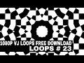 Club Visuals VJ loops 23 Free Download Full HD 1080p
