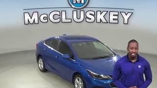 A11288GP 2016 Chevrolet Cruze LT FWD 4D Sedan Blue Test Drive, Review, For Sale -