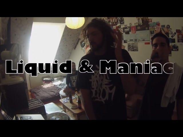 Hansi's Room /// Liquid & Maniac