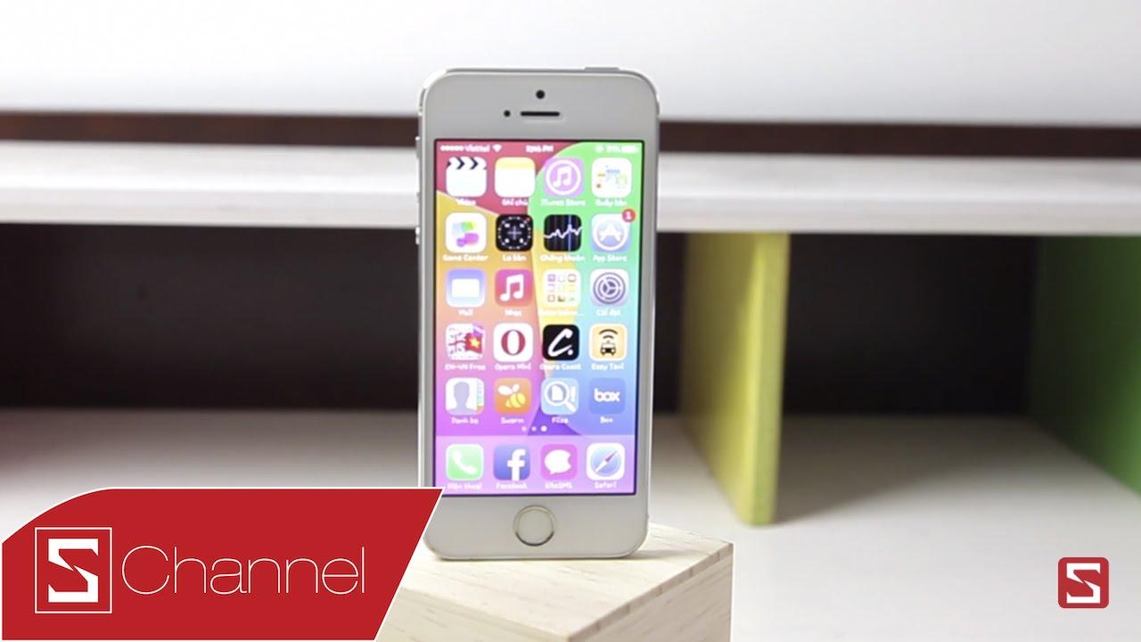 Schannel – 7 mẹo nhỏ giúp iPhone tăng tốc và mượt mà hơn