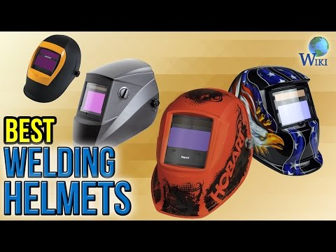 10 Best Welding Helmets 2017