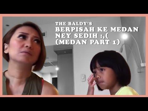 TheBaldys - Berpisah Ke Medan, Ney Sedih :