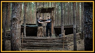 Bushcraft Camp: Wie nennen wir es?  - Lagerbau Outdoor Bushcraft