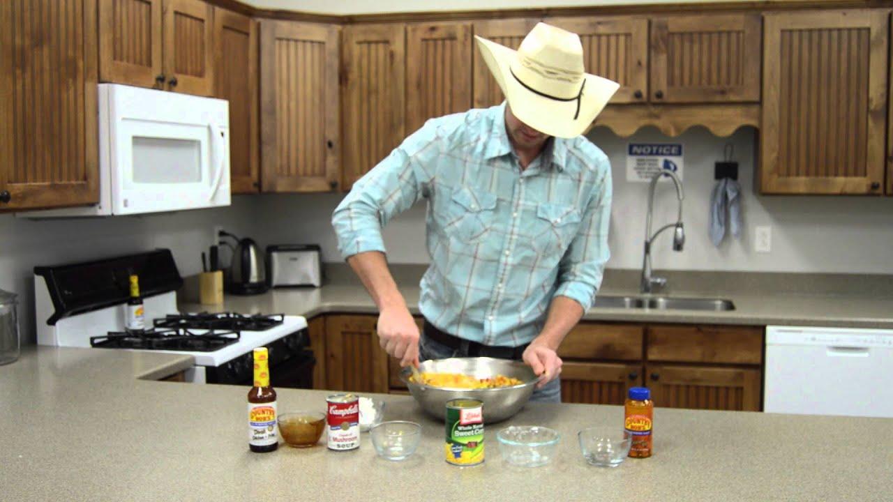 Country Bob Cowboy Casserole - YouTube