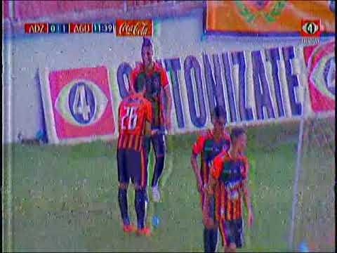 Gol de Wlademar Acosta | CD Audaz 0-1 CD Águila | Fútbol Salvadoreño