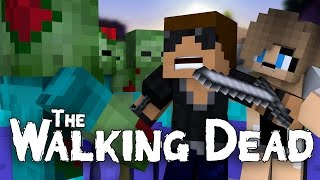 Patient Zero | The Walking Dead [S1: Ep.1 Minecraft Machinima]