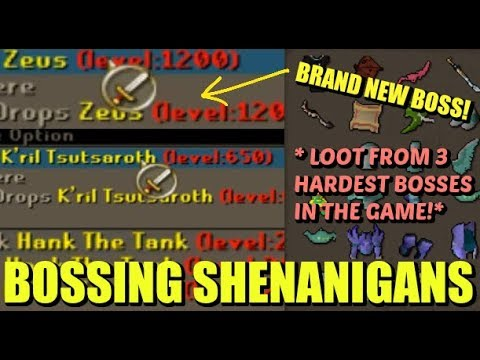 [RSPS] Imagine-PS : BOSSING SHENANIGANS #6 : *BRAND NEW BOSS + MORE* : (No WAY!) + HUGE GIVEAWAY