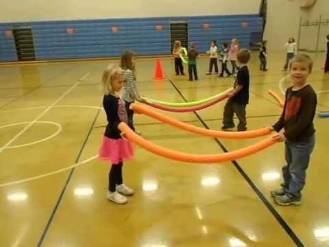 Monster Trap - Halloween Game (Kindergarten-1st grade Activity)