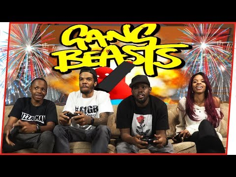 A NEW CHARACTER COMES TO TAKEOVER! - Gang Beasts Gameplay