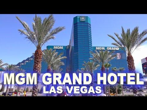 MGM Grand Hotel - Las Vegas 2016 4K
