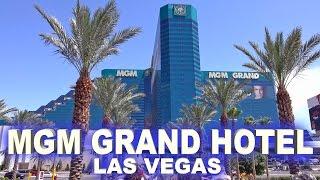 MGM Grand Hotel - Las Vegas  4K