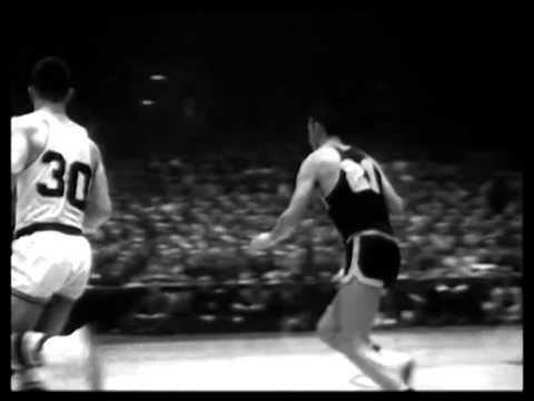 Cal. Defeats W. Virginia for 1959 NCAA basketball title