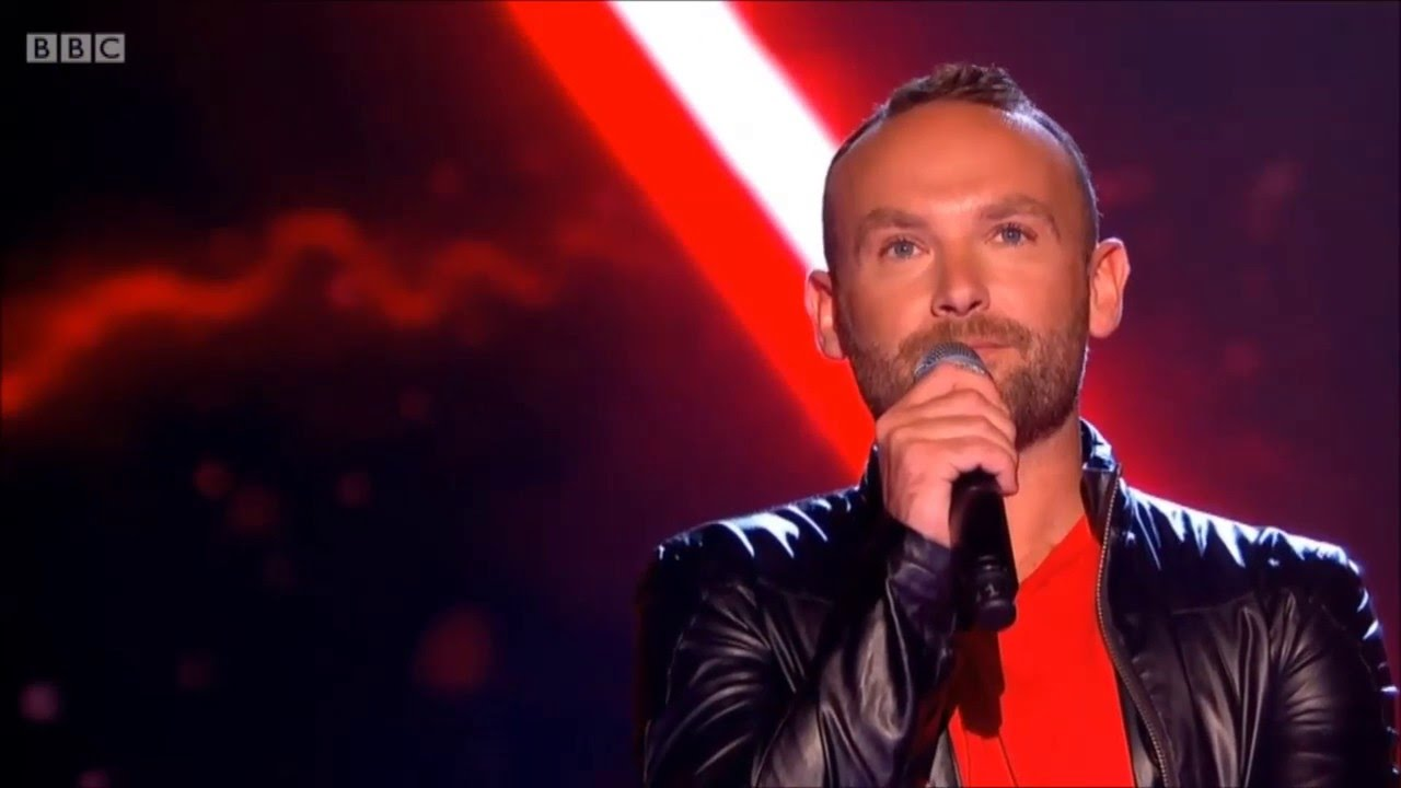 Kevin Simm Chandelier The Voice Uk Full Version