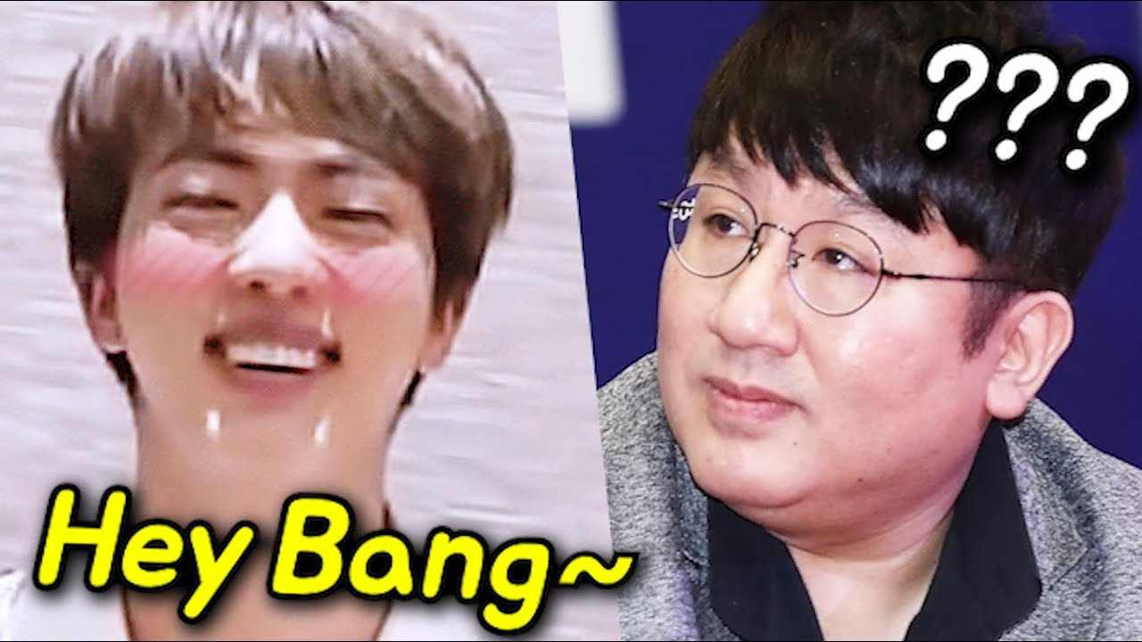 Why BTS Jin NEVER Drinks with Bang PD Anymore