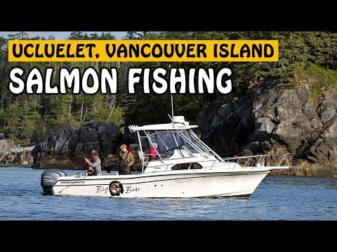 Fishing with Rod: Ucluelet Salmon & Halibut Adventure