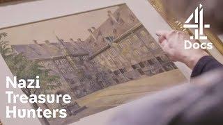 Psychoanalysing Hitler's Rare, Controversial Paintings | Nazi Treasure Hunters