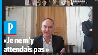 Goncourt 2020 : Hervé Le Tellier remporte le prix annoncé... par visioconférence