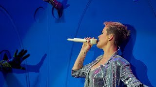 Katy Perry Chained To The Rhythm Radio 1 S Big Weekend 2017