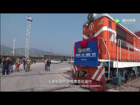 Yiwu: the world small commodity city