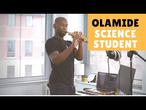 Olamide - Science Student Instrumental [Afrobeat Saxophone Cover] by OB The Saxophonist 🎷