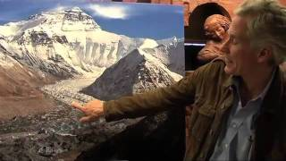 Melting Glaciers - water and snow in danger - VerbierGPS 2011 - World Mountain Forum