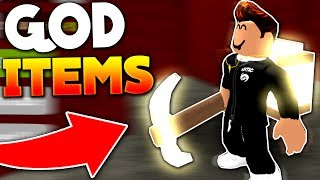 BUYING OP GOD BAG AND PICKAXE!! - Roblox Big Booga Dig (Simulator)