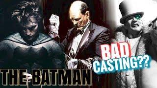 The Batman (2021) Fans Upset Over NEW CASTING