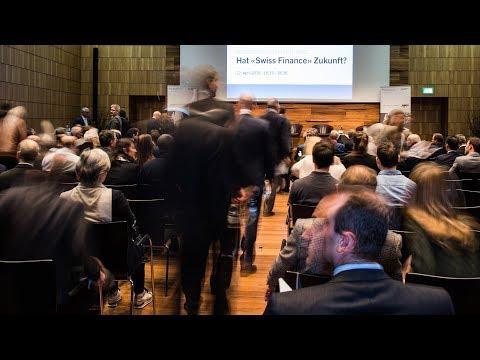 Hat «Swiss Finance» Zukunft?