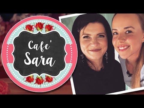 Suvi Teräsniska | Café Sara |Salatut elämät