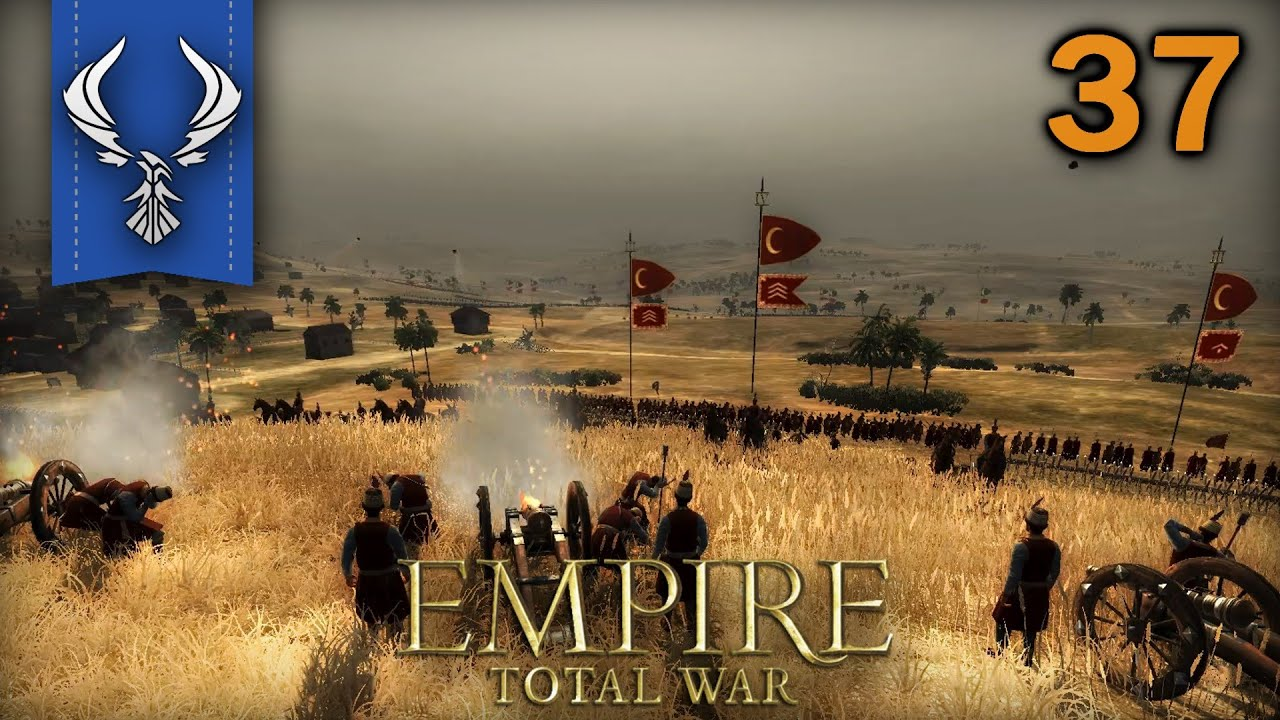 Double Cannon Supremacy Empire Total War Darthmod Ottoman