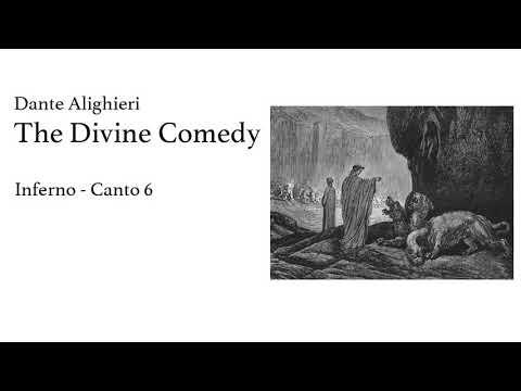 Dante's Divine Comedy - Inferno - Canto 6/34